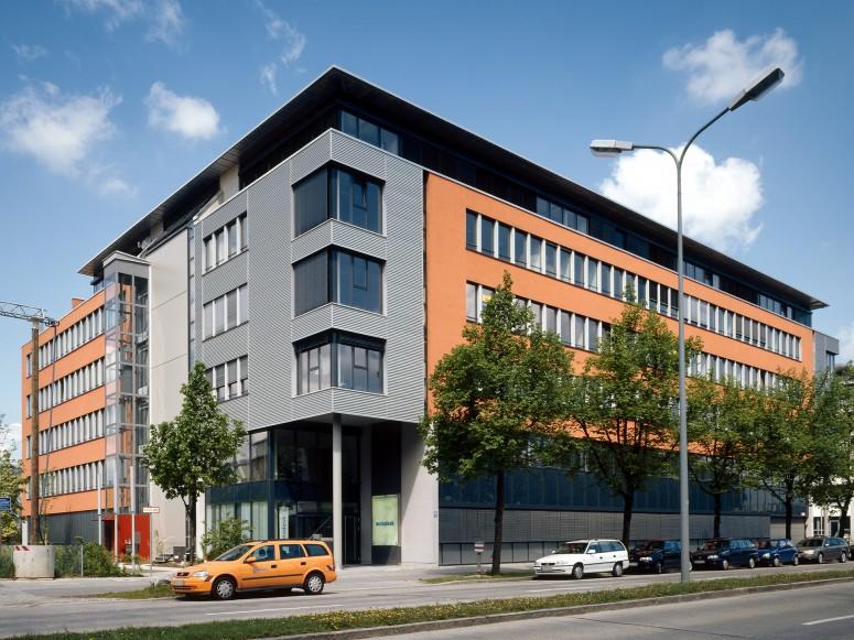 Bürohaus Aidenbachstrasse - München