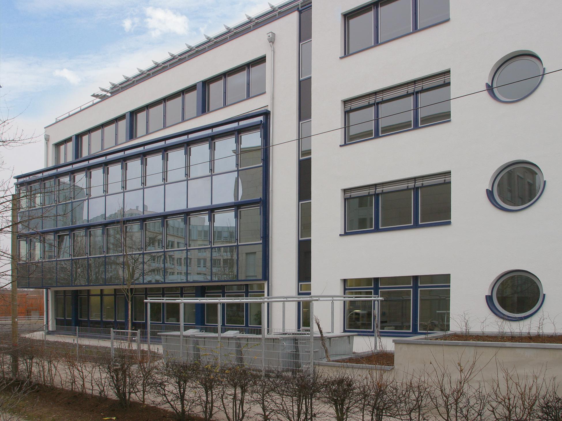 Bürohaus Dillwächter Strasse 5 - München