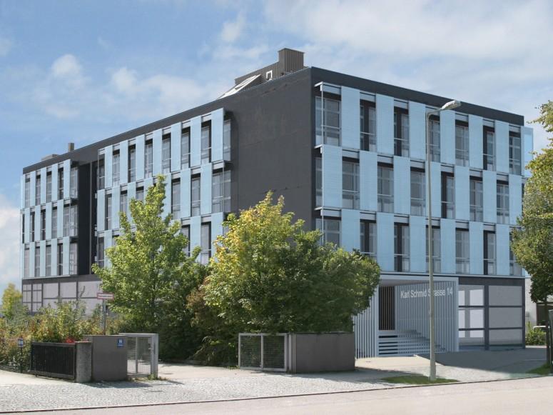 Karl-Schmid-Strasse 14 - München
