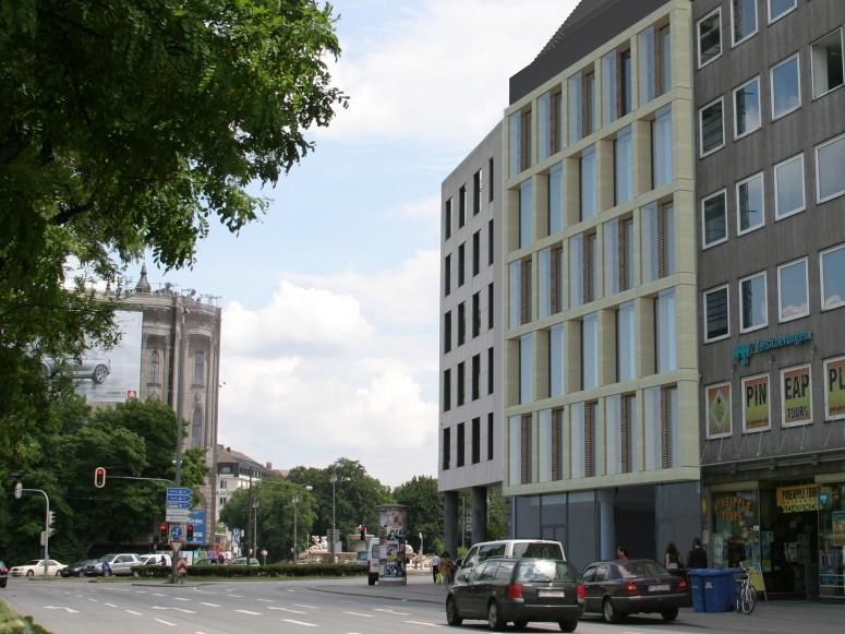 Geschäftshaus Karlsplatz 3