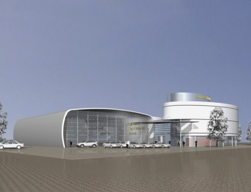 Lufthansa Flight Trainingscenter – Freising