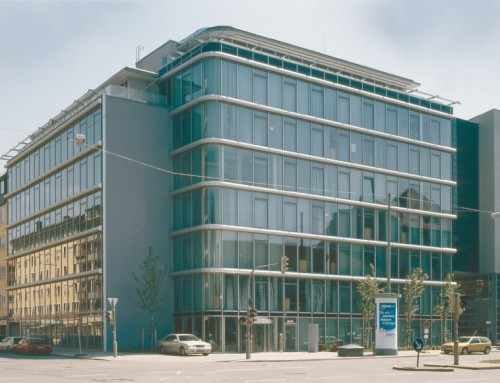 Bürohaus Seidlstraße – München