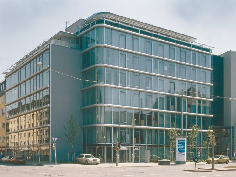 Bürohaus Seidlstraße – München