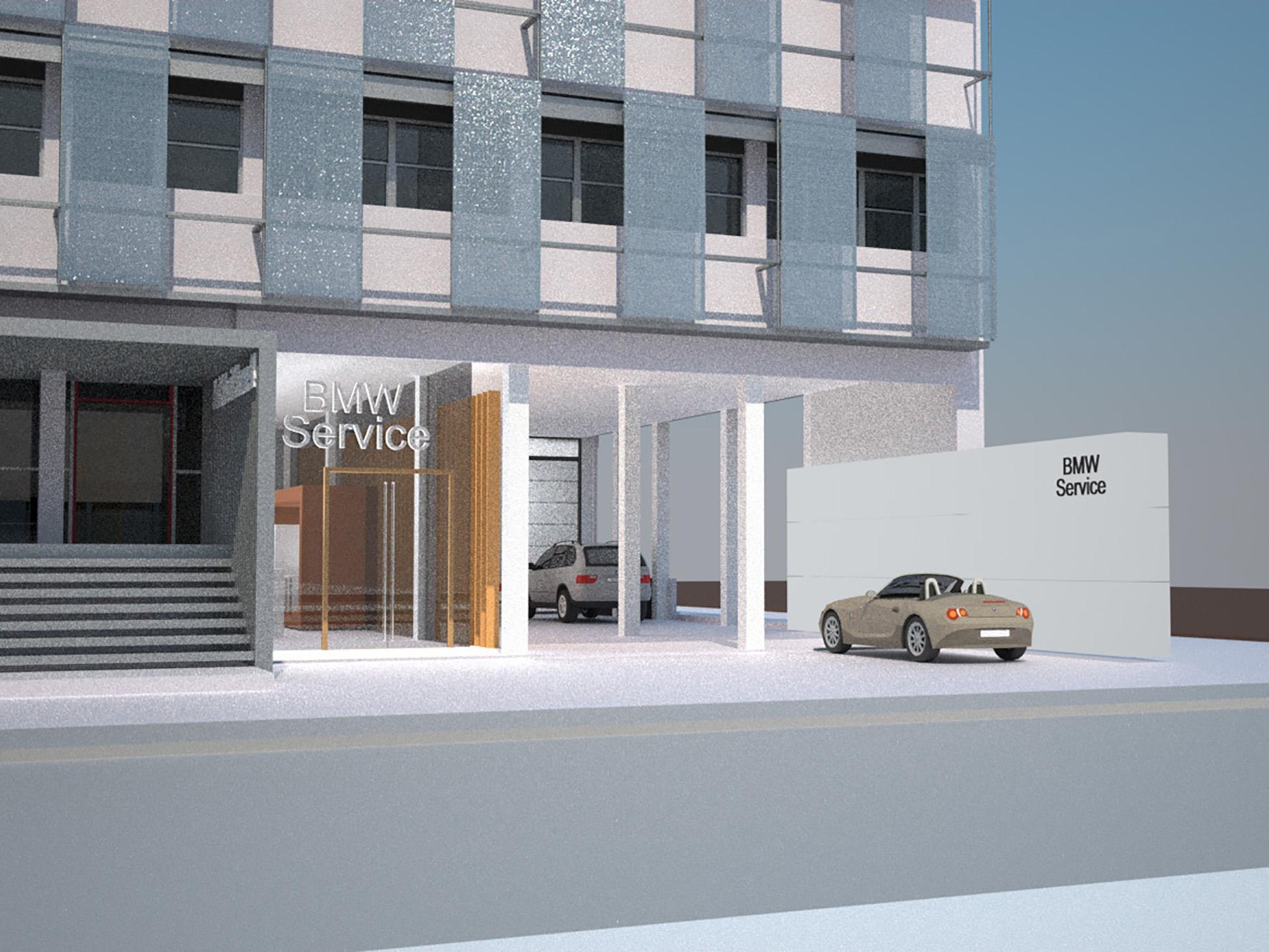 BMW Servicecenter – München-Ost