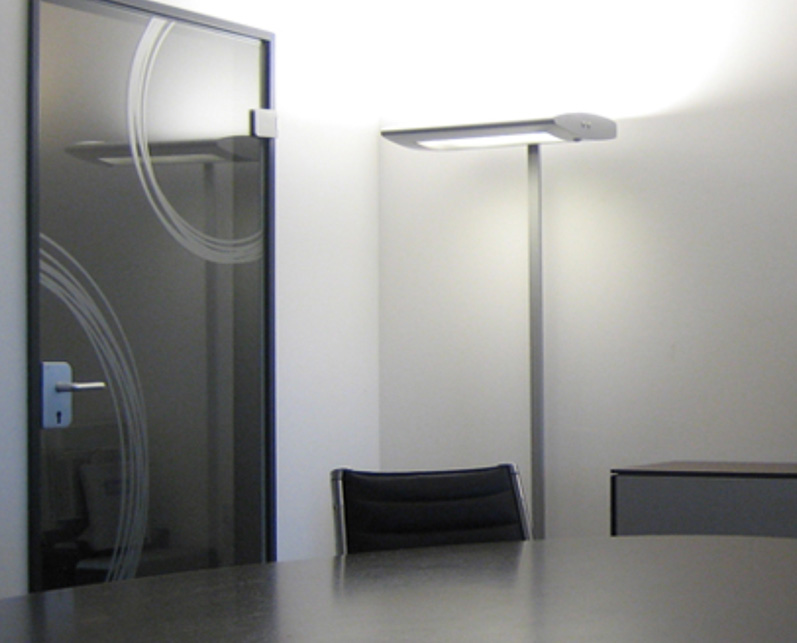TheBluePort: Business Center Light in München-Ost