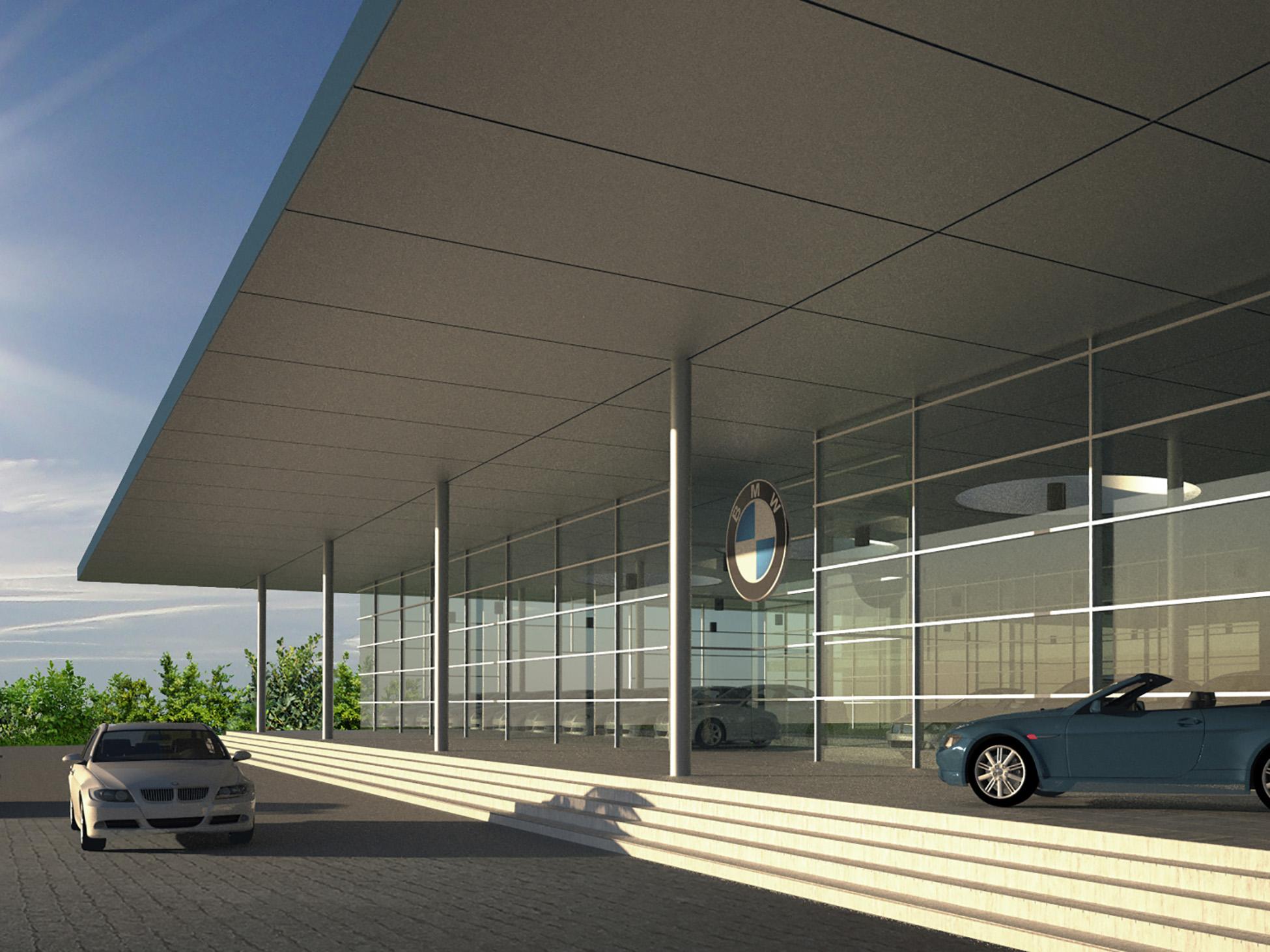 BMW Gebrauchtwagenzentrum – Fünf-Seen-Land